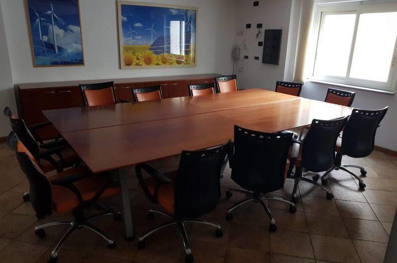 Villabianca/Alessi prestigioso ufficio arredato